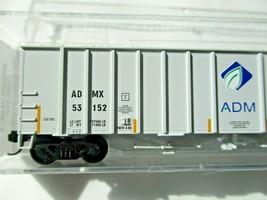 Micro-Trains # 09800101 Archer Daniels Midland 50' Airslide Hopper N-Scale image 2