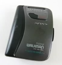 Sony Walkman WM-FX321 AM/FM Auto Reverse Cassette for Parts/Repair - $11.87