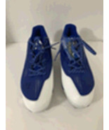 NEW ADIDAS Power Alley 4 Metal Men NWOB Baseball Cleats Sz 12 Royale Blu... - $24.95