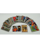 The Return of Superman Trading Cards 100 Card Complete Set 1993 Skybox N... - $5.94