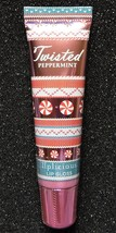 Bath Body Works Liplicious TWISTED PEPPERMINT Lip Gloss Sealed READ - $9.00