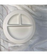 Cool New 3 sectioned   Fusing kiln stained glass slump dish mold - $18.23