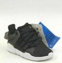 Adidas EQT Support ADV 1 GP9788 Toddler Athetlic Shoes Size 6K Black - $52.47