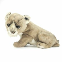 "Avanti 1984 African Lion Cub Plush Toy 18"" Handmade by Applause and Jock... - $45.00"