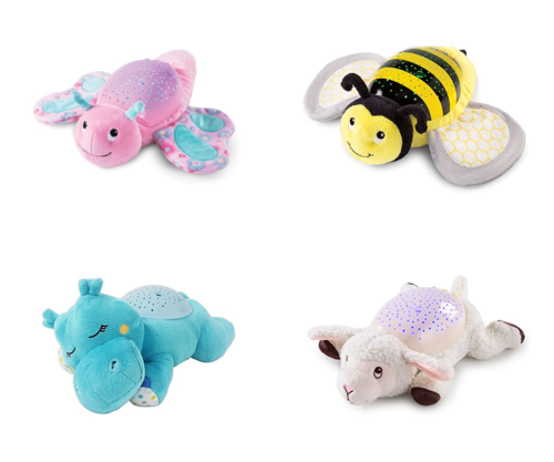 Baby Soother Musical Toys Animal Fun Night Light Crib