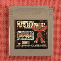 1/24 Medarot: Parts Collection (Nintendo Game Boy GB, 1998) Japan Import - $3.75