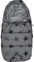 Dooky Stroller Sleeping Bag for Babies – Windproof & Water-Repellent Baby Buntin