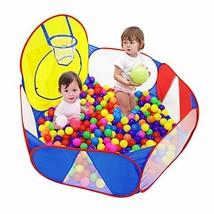 Eocol Kids Ball Pit Large Pop UpChildrens Ball PitsTentfor ToddlersP... - £15.10 GBP