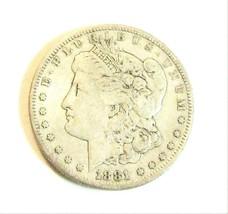 1881 S  MORGAN SILVER DOLLAR  (VF)  MS++ #200027 - $39.60