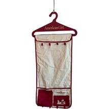 "AMERICAN GIRL Pleasant Company Hanging Clothes 14/29"" Wardrobe Organizer - $15.00"