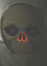 Bethany Lowe Halloween Vintage Skull Lantern image 2