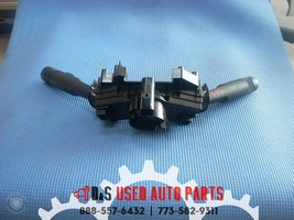 2011 2012 CHEVY CRUZE COLUMN COMBINATION SWITCH ASSEMBLY