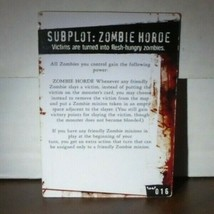Subplot Zombie Horde 016 Plot Twist Horrorclix - $0.99
