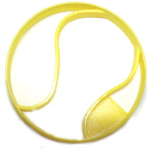 Tennis Ball Singles Doubles Match Sports Athletics Cookie Cutter USA PR2500 - $2.99