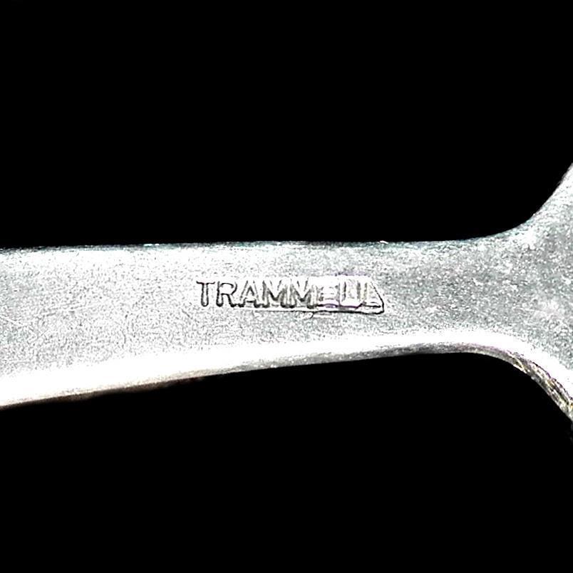 Original Vintage Jim Trammell Buster Welch Aluminum Sweet Iron Curb Cutting Bit