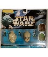 Micro Machines Star Wars Bib Fortuna Figrin d'an Scout Trooper 1996 - $12.50