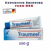Traumeel S Homeopathic Ointment (100g) Pain Relief  Cream- Free ship fro... - $21.30