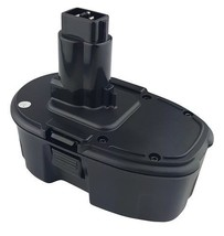 18 Volt 1300mAH NiCd Battery Directly Replaces Dewalt DE9095 DE9096 DE9098 - $25.87