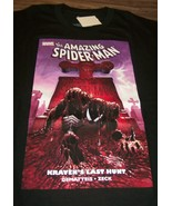 THE AMAZING SPIDER-MAN Kraven's Last Hunt T-Shirt MENS MEDIUM NEW Marvel... - $19.80
