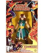 "Marvel Universe 10"" Ninja Rose Poseable Doll - Toy Biz #48855-New in Box - $29.99"