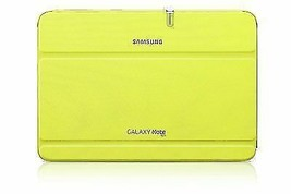 GT-N8013 Samsung Galaxy Note 10.1 Case Cover Stand Leather Genuine Folio... - $10.95