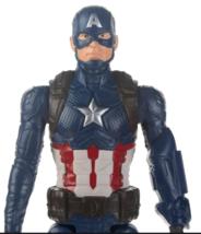 """Captain America 12"""" Marvel Toy Action Figure Avengers Endgame Titan Hero... - $23.27"""