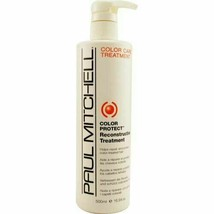 Paul Mitchell Color Protect Reconstructive Treatment 16.9 Oz  Repairs & Protect - $20.79
