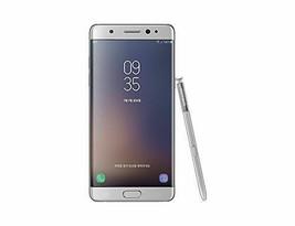 Samsung Galaxy Note FE SM-N935S/K/L / Silver / 64GB / Korean Model Unlocked - $398.90