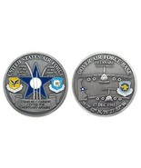 "Dover Air Force Base 1.75"" CHALLENGE COIN - $15.00"