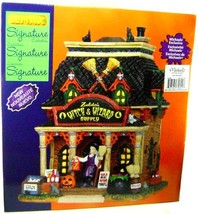 Lemax 35601 ZELDA'S WITCH SUPPLY SPOOKY TOWN Signature Exclusive - $136.89