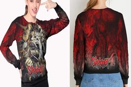 Women sweatshirt slipknot thumb200