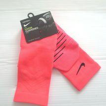 Nike Vapor Crew Football Socks - SX5698 - Pink 617 - Size M - NWT image 4