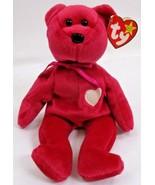 RARE Ty Beanie Baby 1999 Valentina, Errors Misspelled Gasport/UnNumbered... - $495.00