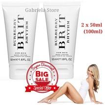 New Burberry Brit Rhythm Perfumed Body Lotion Women Moisturizer 2 x 50ml... - $15.39