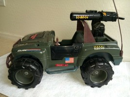 Gi Joe Hall Of Fame Rhino G.P.V. 1993 Hasbro M-6767 Army Jeep  - $35.00