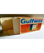 Gulfwax Household Paraffin Wax 1 lb. Box 4 Cakes Canning Seal Candles Gu... - $10.86 CAD