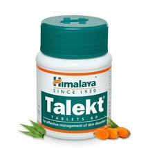 10 Packs X Himalaya TALEKT 60 Tablets Each | Free Shipping - $54.45