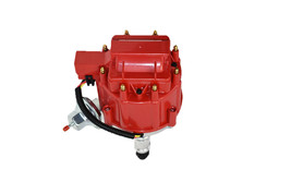 Big Block Buick HEI Distributor Red Cap 400 430 455 65K VOLT COIL image 1