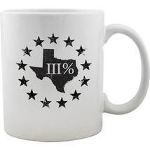 Original Texas State III Percenter Mug - $16.89 CAD