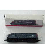 Southern Pacific Railroad Locomotive Miniature Train w/Box Model #9725 E... - $9.49
