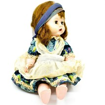 "Vintage 1950s Arranbee R&B Littlest Angel? Jointed Knee Walking Walker 11"" Doll image 2"