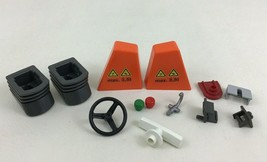 Playmobil 4469 Waterworld Expidition Boat Replacement 13pc Lot Pieces Parts - $12.82