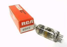 New In Box Rca Electron Tube Model 6DK6 - $17.99