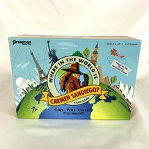Where in the World is Carmen San Diego Card Game 2017 - $11.63