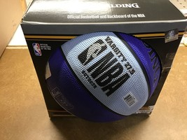 "Spalding 27.5"" Varsity Basketball - Blue/Light Blue - $14.54"