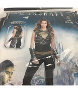 World of Warcraft Garona Deluxe Adult Costume Disquise Large Cosplay NEW - $49.99