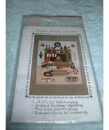 Handmade Memories Fireside Advent Calendar  pattern 1982 - $5.97
