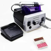 Electric Nail Drill Machine 35000rpm Profession Manicure Pedicure Machin... - $50.40+