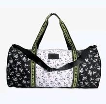 NWT Victoria's Secret PINK Duffle Tote Bag Weekender  Floral  - $38.00