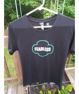 Fearless T Shirt Youth XL 100% Cotton Next Generation Apparel Custom Ink... - $24.18